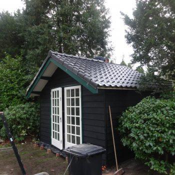 Tuinhuis Voorburg